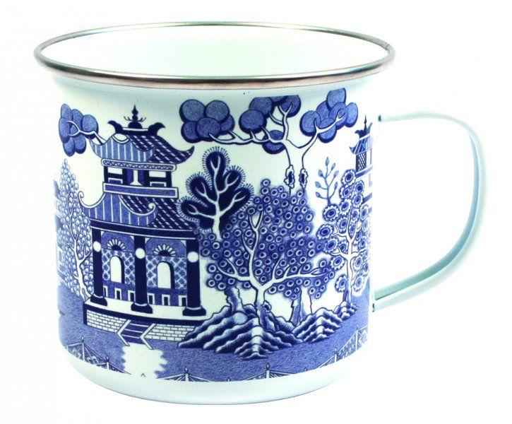 Plecháček - Anglický porcelán