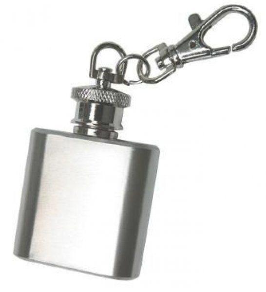 Pohotovostní placatka - přívěšek na klíče