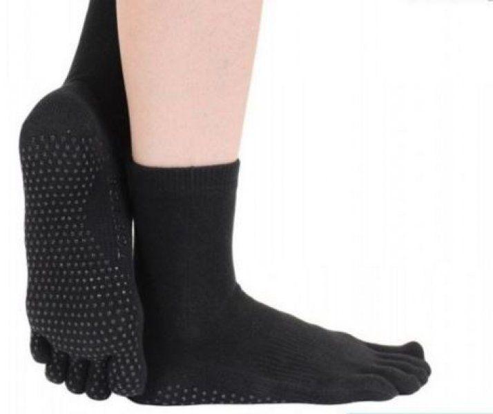 Postovnezdarma.cz Antiskluzové ponožky na jógu