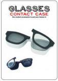 Pouzdro na čočky - brýle