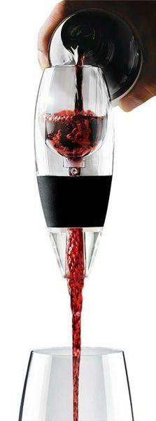 Provzdušňovač vína