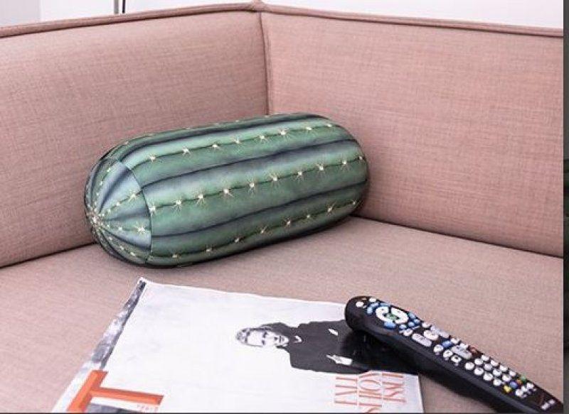 Relaxační polštář – kaktus