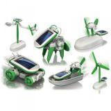 SolarBot 6v1 - zelený