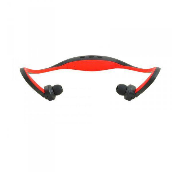 Sportovní sluchátka s MP3 přehrávačem