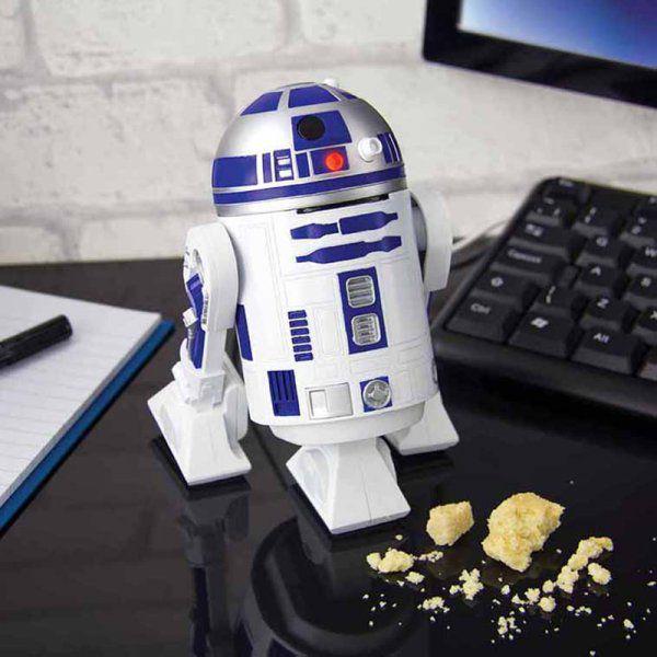 Stolní vysavač R2 D2 Star Wars