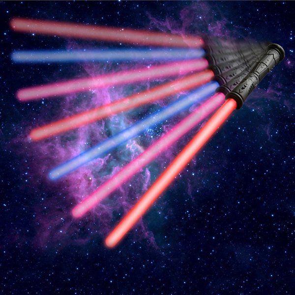 Světelný meč se zvukem