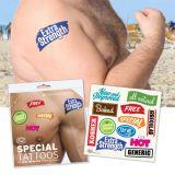 Tetování na pláž
