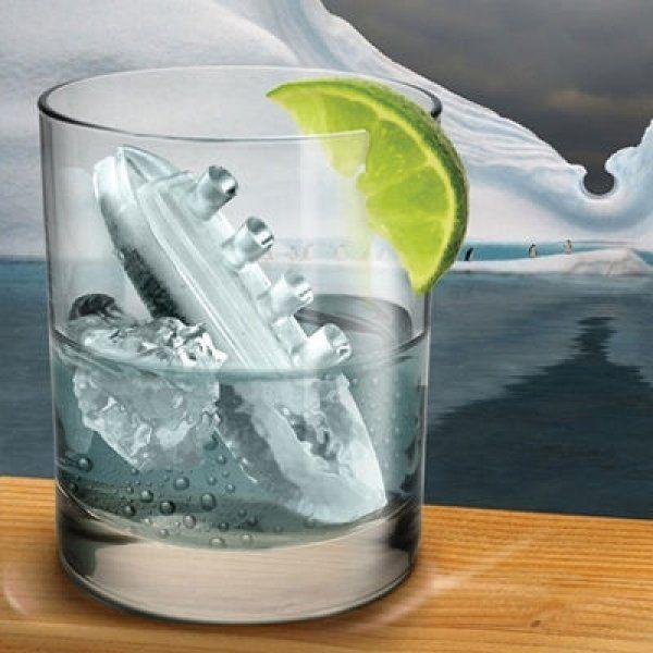 Titanic - forma na led Titanic - forma na led