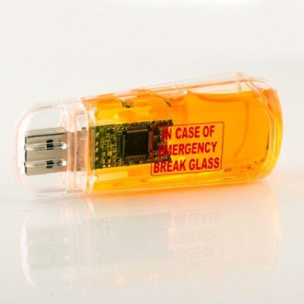 USB flash disk První pivní pomoc