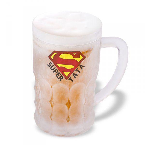 froster Velký chladící půllitr - Super Táta 0,6l