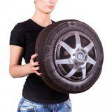 Velký polštář – pneumatika