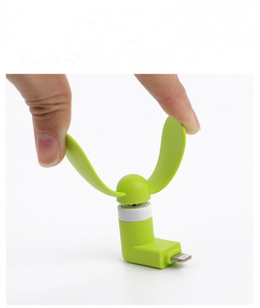 Větráček pro smartphone - Apple