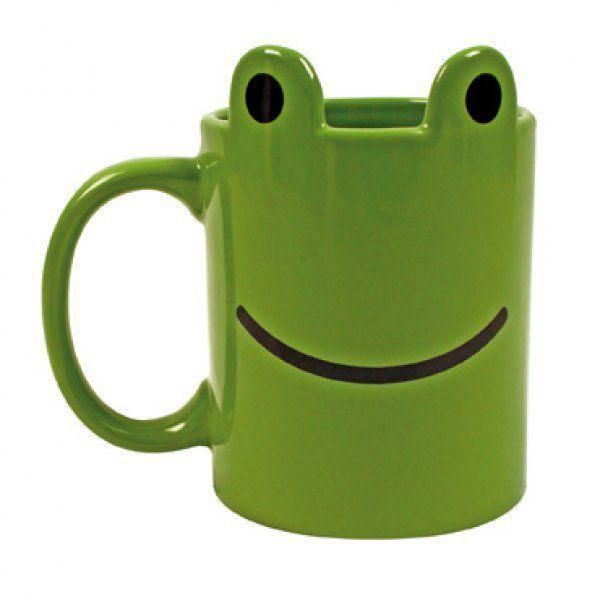 Zvířecí hrneček - žába