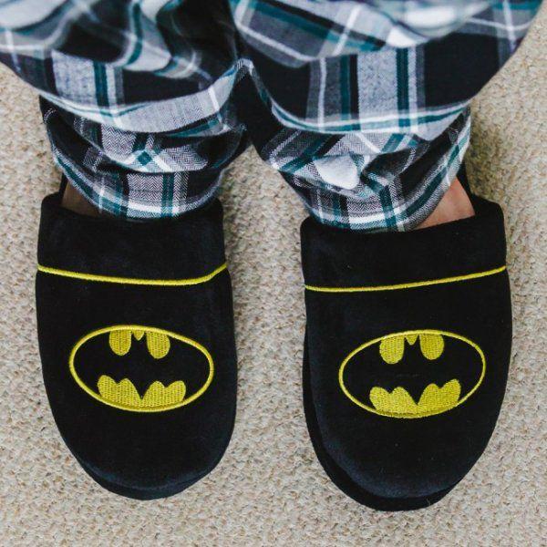 Bačkory Batman  – Střední (EU 38-41)