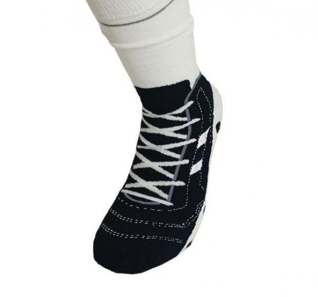 Bláznivé ponožky - fotbal