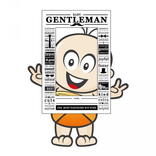 Bodýčko - Gentleman - velikost 68