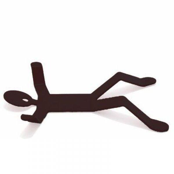 Držák na hrnce - Černá varianta