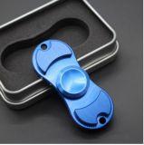 Fidget Spinner Metal DELUXE - Modrá