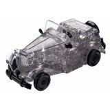 Krystal Puzzle-Auto - bílá
