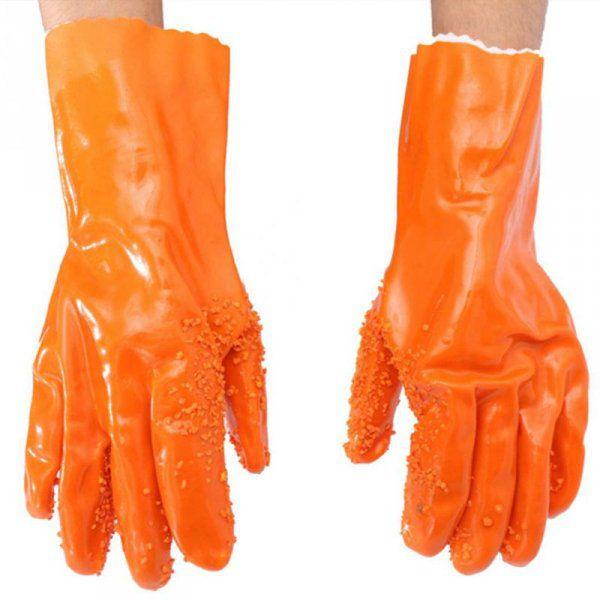 Loupací rukavice