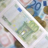 Milionový toaleťák - 100 Euro