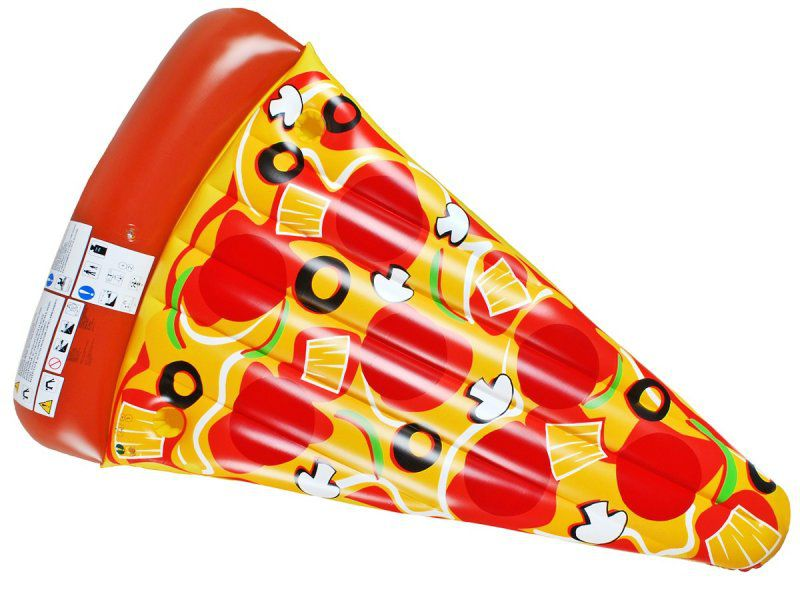Nafukovací matrace – Pizza