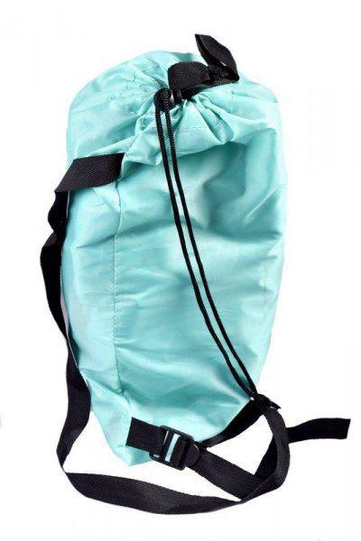 Nafukovací vak Lazy bag dvouvrstvý - Nafukovací vak Lazy bag dvouvrstvý - tyrkysový
