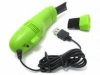 USB vysavač - Zelená