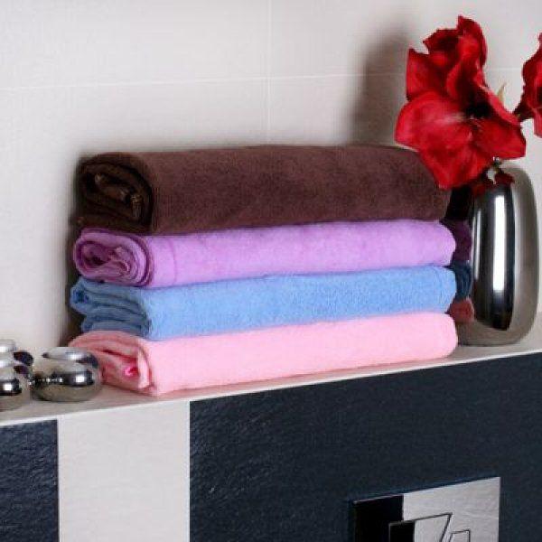 Županový ručník - modrý