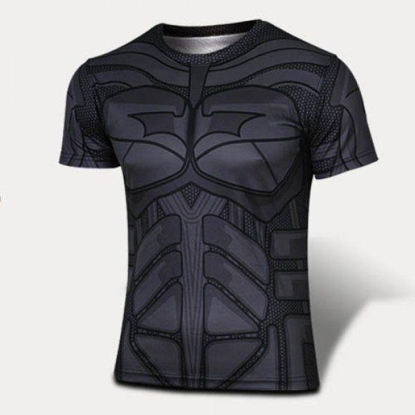 Sportovní tričko - Batman - Velikost S