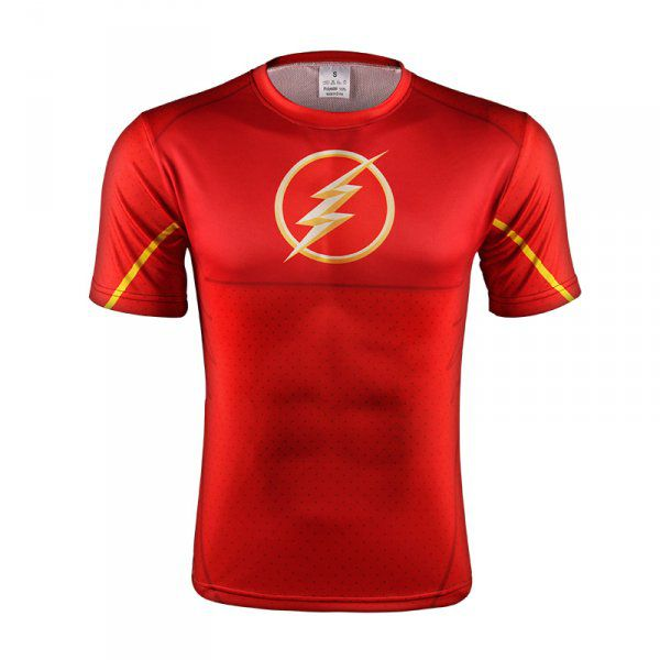 Sportovní tričko - Flash - Velikost L