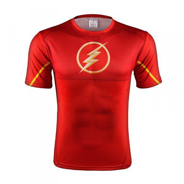 Sportovní tričko – Flash – Velikost XXL