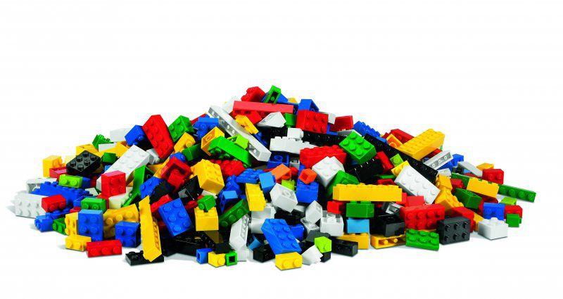Dětská stavebnice – 330 kostiček