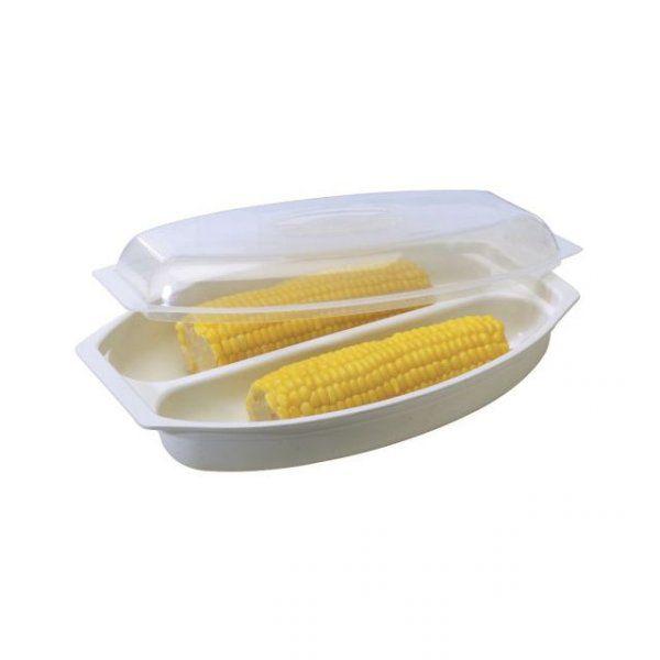 Mikrovlnný ohřívač na kukuřici