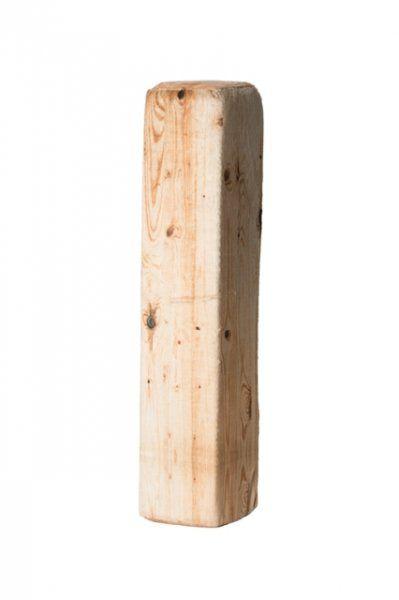 Relaxační polštářek – dřevěný trám