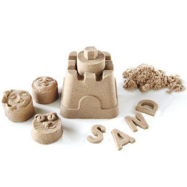 Sada pro modelování z inteligentního písku - Růžová