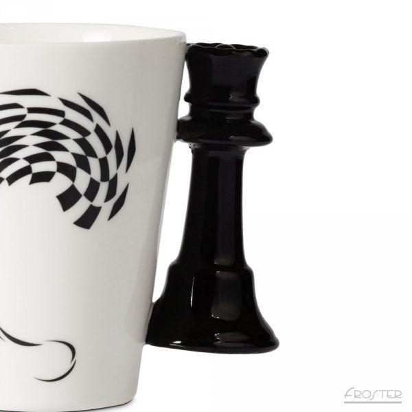 Šachový hrnek - Královna