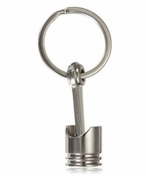 Motorový píst - přívěšek na klíče