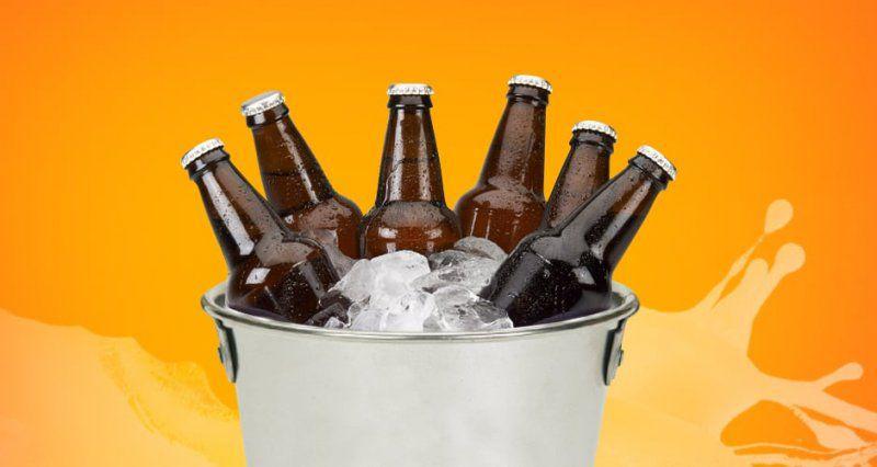 Stírací plakát nejlepších piv na světě - Bucket list
