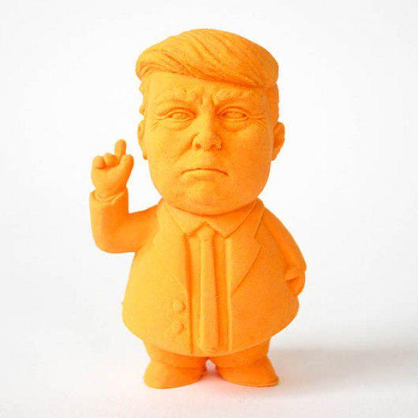 Vygumovaný prezident