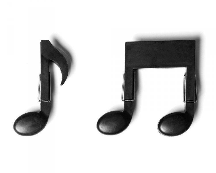 Hudební kolíčky na prádlo