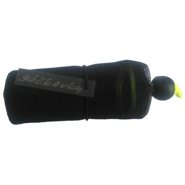 Sáčkovka - XL - černá