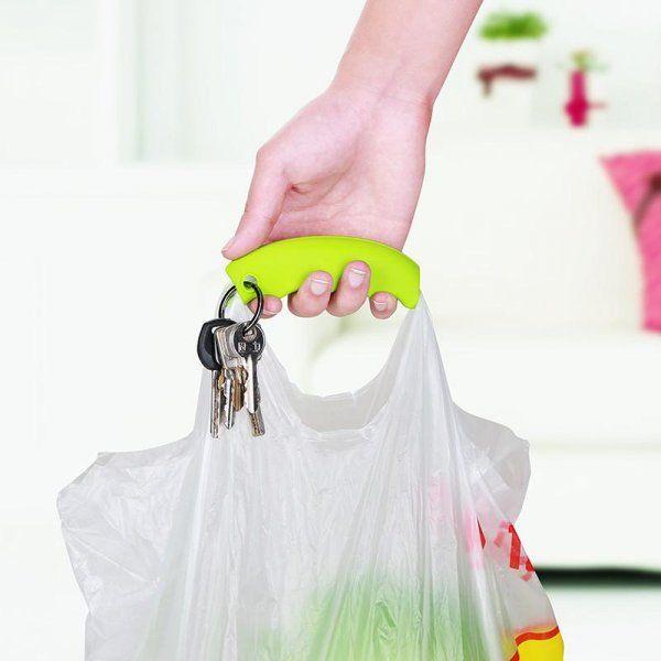Úchop na tašku – Žlutá