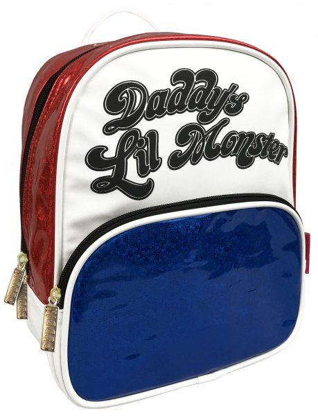 Mini batůžek - Harley Quinn