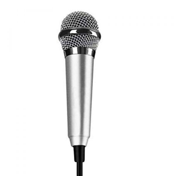Mini karaoke mikrofon do telefonu