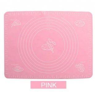 Silikonový vál - růžový