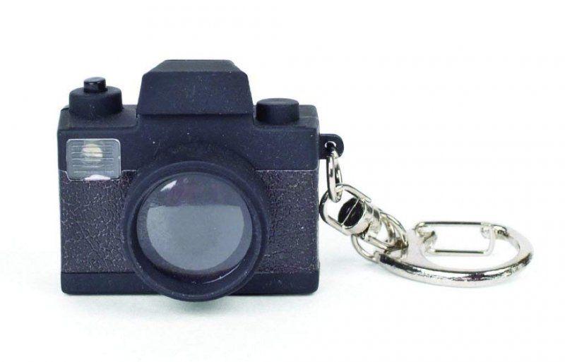 Přívěsek na klíče LED fotoaparát