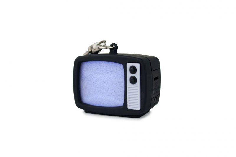 Přívěsek na klíče LED televize