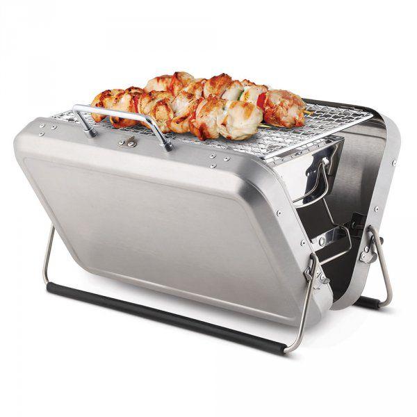 BBQ přenosný gril