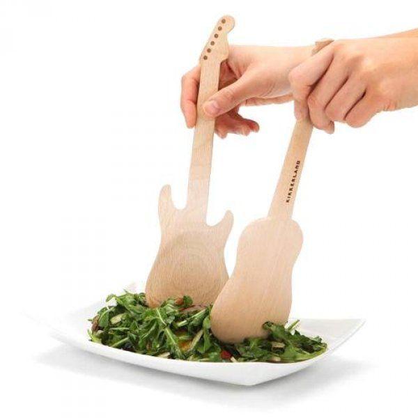 Lžíce na salát - kytary